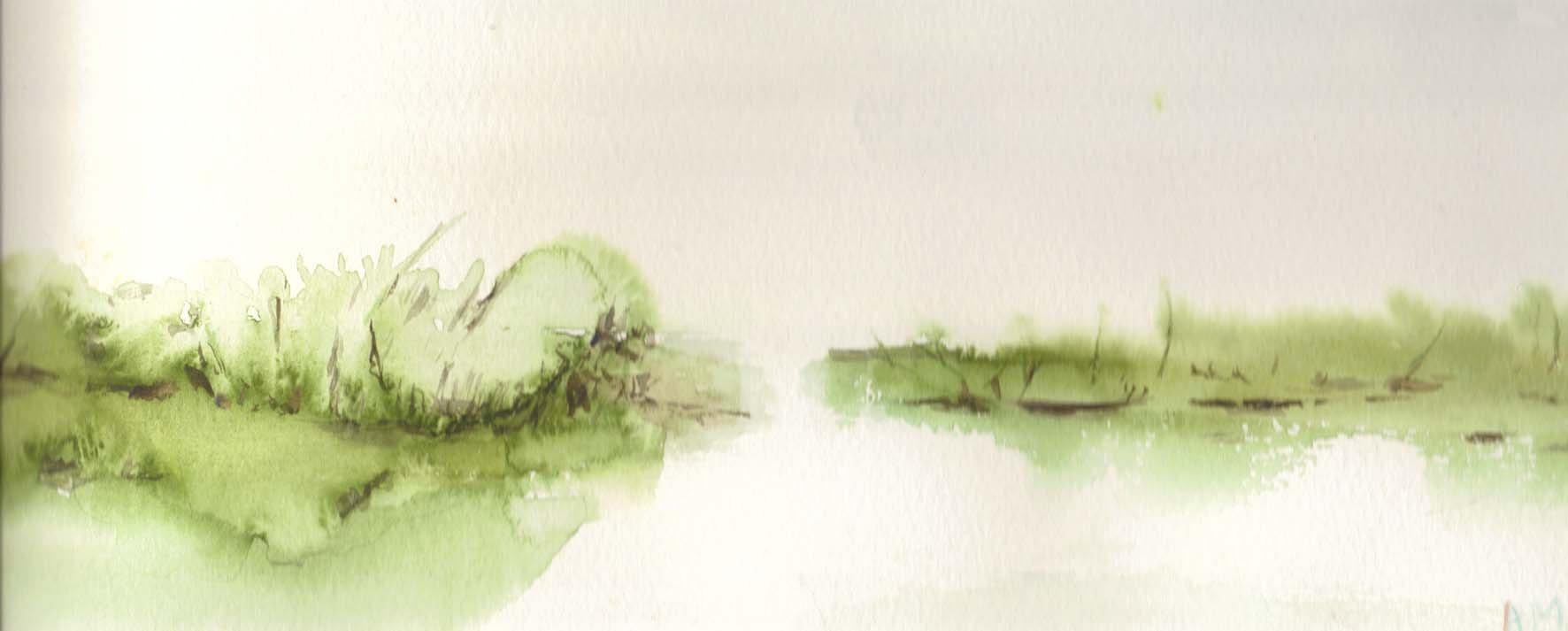 Armellemauzat archive du blog paysage vert clair for Paysage vert